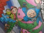 スリル満点!東映太秦映画村に新アトラクション「天空クライミング忍登」がオープンしますよ!3才以上から参加できます〈3月16日から〉
