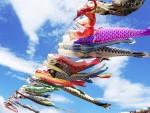 【大阪】こんな景色見たことない!大空を泳ぐ、約1000匹の鯉のぼり!!「こいのぼりフェスタ1000」が4月22日~5月5日開催です!