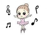 憧れの舞台で踊るお姉さんたちに夢中♪女の子に人気の習い事、バレエが入場無料で見れる!【野洲4月21日】