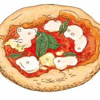 素材 ピザ