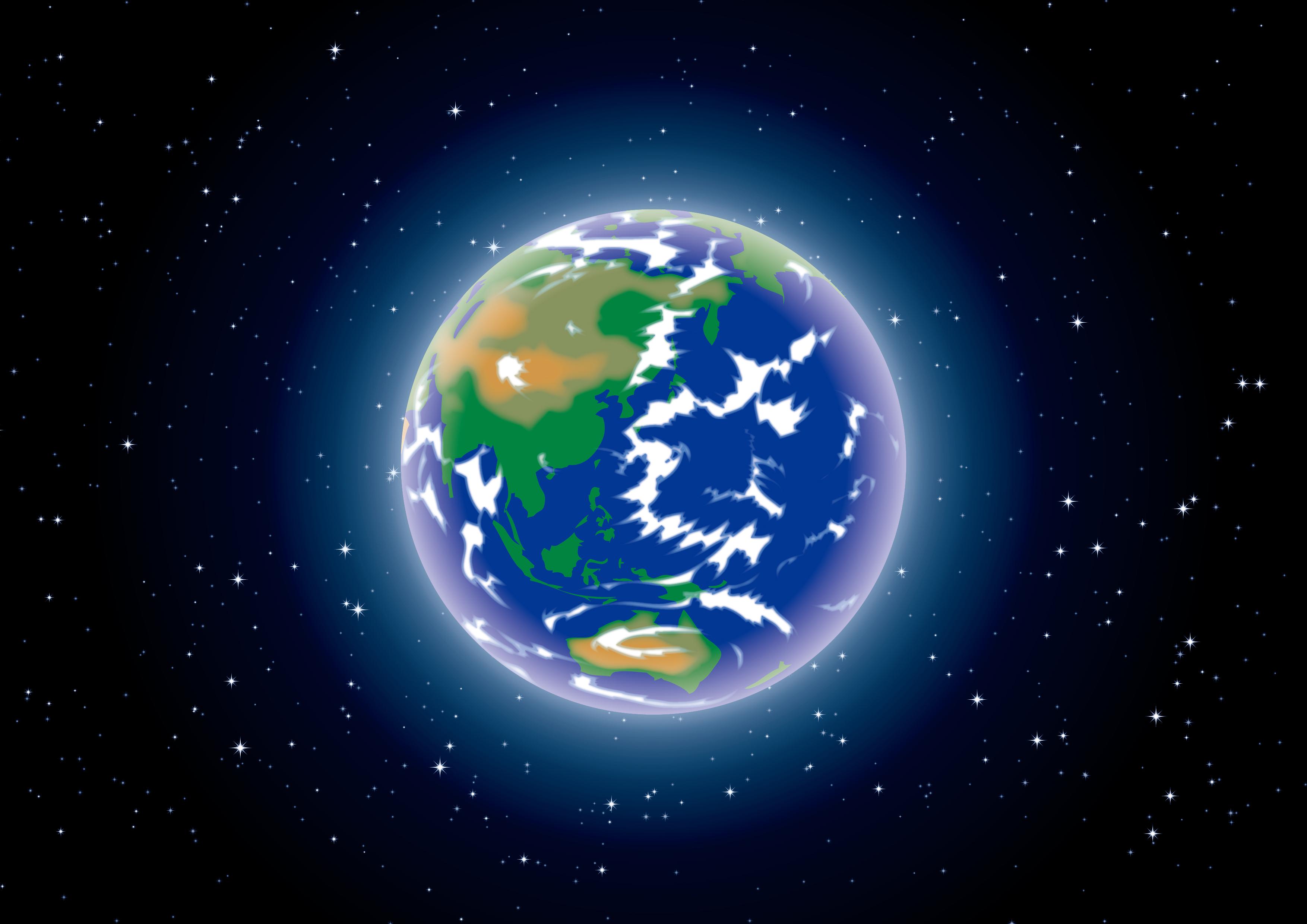 地球 エコ