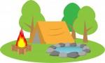 【野洲】美しい琵琶湖の湖畔沿いでみんなキャンプを楽しもう!プレミアムなワークショップも!(6月15日~6月16日)