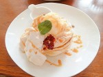 草津駅前に新しいパンケーキカフェ、『cafe & pan cake GURU GURU』がオープンします!!7月末予定!