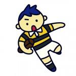 〈6月8日〉第18回滋賀県ラグビー祭が皇子山運動公園陸上競技場で開催されます!ラグビー体験会もありますよ