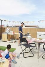 【7月13日・14日・15日】屋上バーベキュー、ドッグラン・・・夢が広がる屋上庭園を体験しよう!大津市で見学できますよ♪