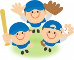 《10月22日》楽しくチャレンジ!イオンモール草津で「キッズスポーツ~野球あそびをしてみよう♪ ~」が開催