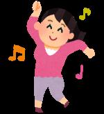 長浜市 大人のリトミック教室おとみっくが開催されます♪身体も脳もやわらかく!リズムに合わせ踊りましょう♪12月10日