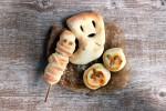 今年はおばけパンが主役!!3種の手作りハロウィンパンがマスターできる「おうちパン体験講座」開催☆【守山10月10日】