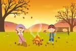 《12月7日〜8日》冬の里山の生活を楽しもう!野洲市の希望が丘で一泊二日の「冬の里山楽校」が開催!小学生対象♪