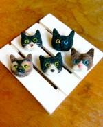 猫好きのための「にゃんこアイテム」にどっぷり!少人数制で丁寧に教えてもらえるスイーツ付きワークショップ開催【長浜・10月30日】