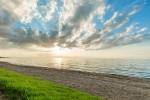 【10/12~14】湖畔に暮らす家を見学しませんか?彦根市の琵琶湖岸に建つフルオーダーメイドのお家です♪