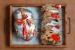 12/1スイーツデコでクリスマス飾り♪12/19簡単シュトレン作り♪12/26書初め講座♪冬を楽しむ特別講座、大津テラスで開催!