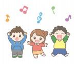 [11月13日・22日] あおいとり音楽学園でリトミック体験♪  パパ☆ママと楽しくリズム遊びをしましょう♪