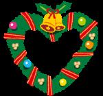 ハートトレイン講座〜クリスマスリースを作ろう〜親子で楽しく作れます!長浜市12月8日