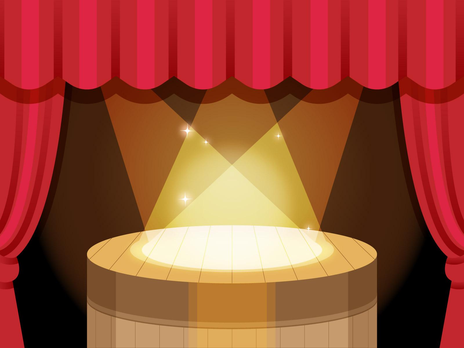 素材 ステージ ショー 芸能人 イベント
