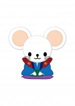 〈1/1~3〉アカチャンホンポ エイスクエア草津店にてねずみ柄のフォトプロップス登場!かわいく「新年初ちゅ撮り」しよう!