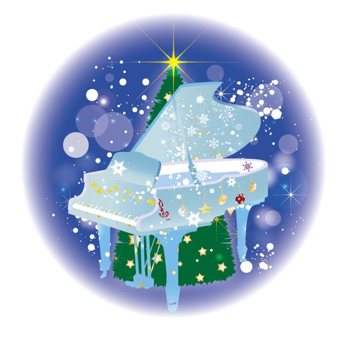 クリスマス ピアノ2