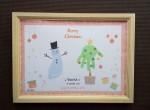 当日受付あり♪12/15(日)手形足形アートで「雪だるまとツリー」を作ろう! in 近江八幡