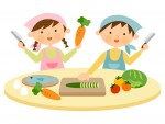 [1月25日] 守山市児童センターでクッキングとラッピング体験♪ チョコとナッツのケーキを作ろう! 守山市内の小学生集まれ〜☆