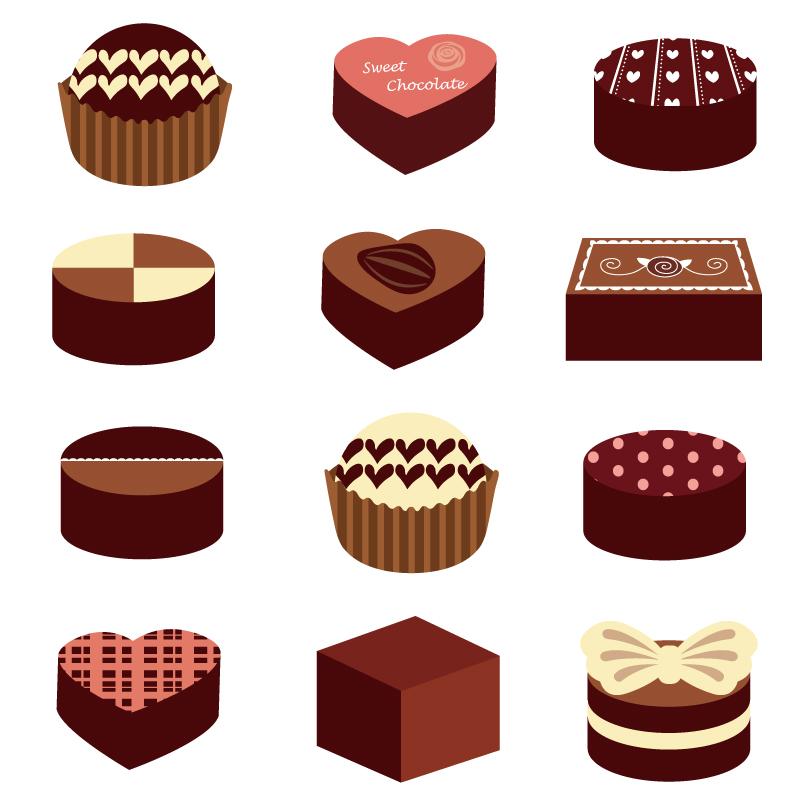 素材 チョコレート ショコラ トリュフ
