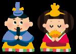 お雛様の飾り巻きずしとグラスデコお寿司を作ろう! 2月22日 彦根市男女共同参画センターウィズ