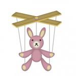 《大津市限定》〈3/1〉大津市立図書館にプロの糸あやつり人形劇団がやってくる!かわいいマリオット公演です