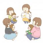 [2月11日]  守山市うの家 子育てサロンぽんぽこぽん♪ 少し早いひなまつりを楽しもう!おひなさまとおだいりさまを作ろう☆