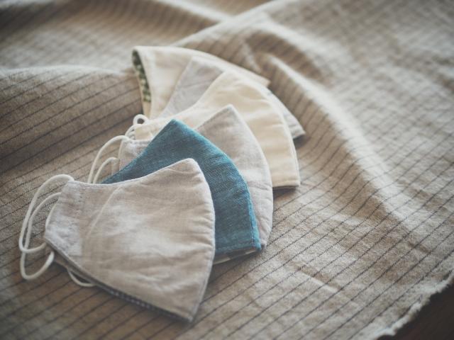 方 マスク 洗い 花王 布