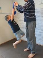 親子で「体幹運動」おうちあそびをしよう♪