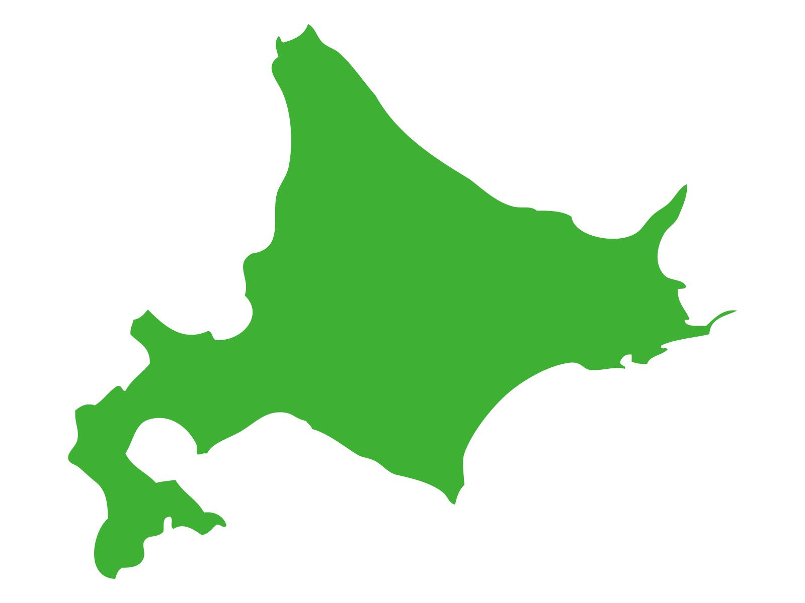 素材 北海道