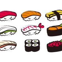素材 寿司 すし 食べ物 ごちそう
