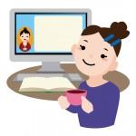 助産師によるオンライン講座 妊婦さん・産後ママのためのサポート「ママのちから」♪ パパの不安や悩みも解消しましょう!