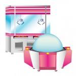 付録史上初の電動アームが凄い‼冬休みはおうちでUFOキャッチャーで遊ぼう♪【12/26~】『幼稚園』2・3月特大号