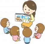[6月25日] 守山市 えほんのひろば開催♪ 読み聞かせとおやこ工作。参加無料☆
