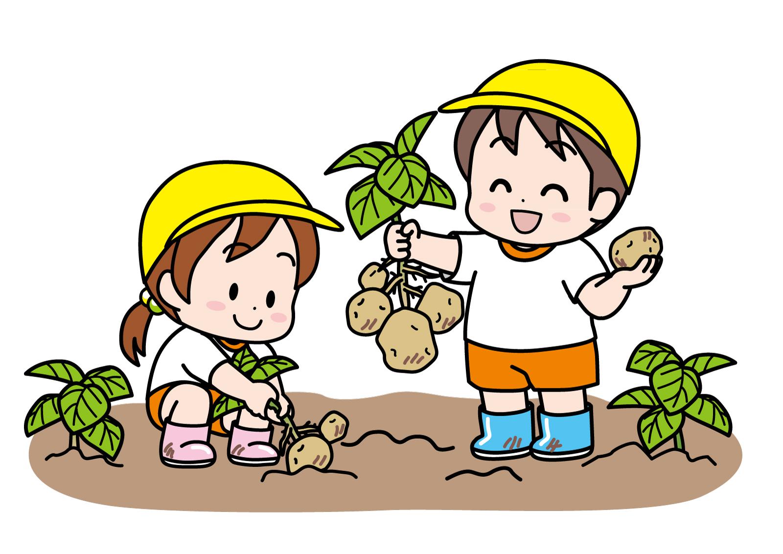 7月4日 5日 家族で楽しく農園体験 長浜市のヤンマーミュージアム農園で じゃがいも掘り が開催 滋賀のママがイベント 育児 遊び 学びを発信 シガマンマ ピースマム