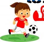 【草津市在住・小学1〜3年生の女子限定】全8回のガールズサッカー教室が9月5日スタート♪目指せなでしこジャパン♪