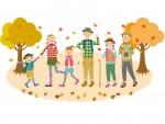 《11月8日》家族みんなでアウトドアクッキングなどの野外活動を楽しもう!希望が丘文化公園にて「秋のプチキャンプ」が開催!