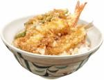 9月1日 Hotto Mottoに「海鮮天丼」登場!サクサクのエビにほたて、野菜も!天ぷらのみも購入できます!
