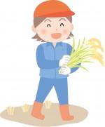〈10月4日〉収穫の喜びを感じよう!びわ湖こどもの国『稲刈り体験』参加費200円【高島市】