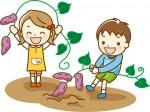 9月の土日は『びわ湖こどもの国』近くの農園で芋堀り体験☆さつまいもの収穫体験を楽しもう!