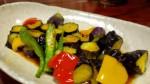 子どもが夏野菜をモリモリ食べる!調味料は【油と醤油だけ】の絶品レシピ・夏野菜の揚げびたし