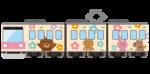 阪急電鉄とあの人気キャラクターがコラボ企画を開催!装飾列車の運行やグッズなどの販売も☆【9月1日〜】