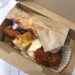コスパ最高!大津市の洋食店「kitchen kokoro(キッチンココロ)」でランチボックスを注文してみた!前日までのLINE予約でお得♪