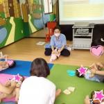 赤ちゃん体操&リトミックで楽しみながら健やかな体づくりを始めよう!8/7(金)・18(火)・28(金)親子イベント開催!