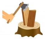 《12月5日》自然の中で薪割りなど里山の生活を楽しもう♪希望が丘文化公園で「希望が丘 冬の里山楽校」が開催!