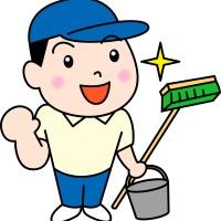 素材 掃除 ハウスクリーニング