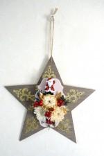 11/15(日)クリスマスにぴったりのインテリアを作ろう!「シラス消臭フラワーオブジェ教室」開催!参加無料!
