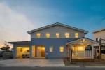 【10月24日・25日】インナーガレージがあるカリフォルニアスタイルのお家が完成!グラッソの家完成見学会★ in東近江市