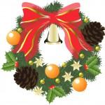 《12月11日》木の実を使ってオリジナルのリースを作ろう!草津市のロクハ荘で「みんなで作ろう!素敵なクリスマスリース」が開催!事前予約制♪