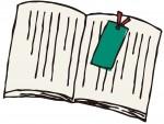 オリジナルしおりを作ろう! 秦荘図書館にて11月14日・15日開催 申込不要